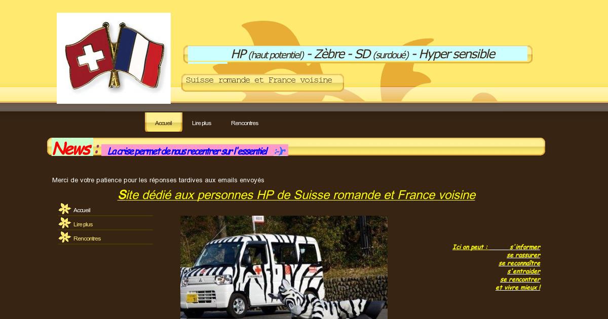 Site de rencontre gratuite en suisse romande